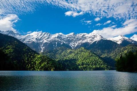 24 - 31 марта Абхазия