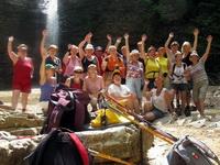 Адыгея - страна гор, каньонов и водопадов