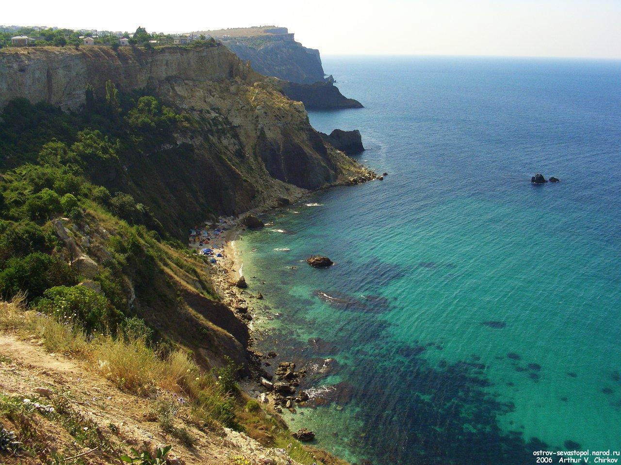с 20 октября по 28 октября 2012. прогулка по Крыму