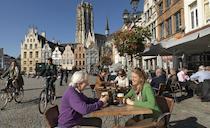 Велотур Бельгия Исторические города