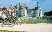 Велотур Франция Замки Луары