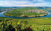 Велотур Германия река Мозель