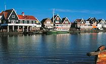 Велотур Голландия Озеро Эссель