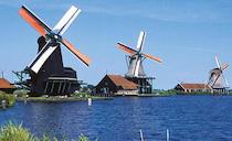 Велотур Голландия Север