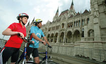 Велотур Венгрия Вена-Будапешт
