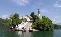 Велотур Словения Жемчужины Словении