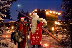 Лапландия. Новый год в Санта Парке (поезд) - Экспресс