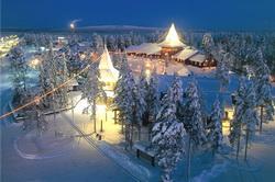 Лапландия. Новый год в Санта Парке (поезд) - Базовый