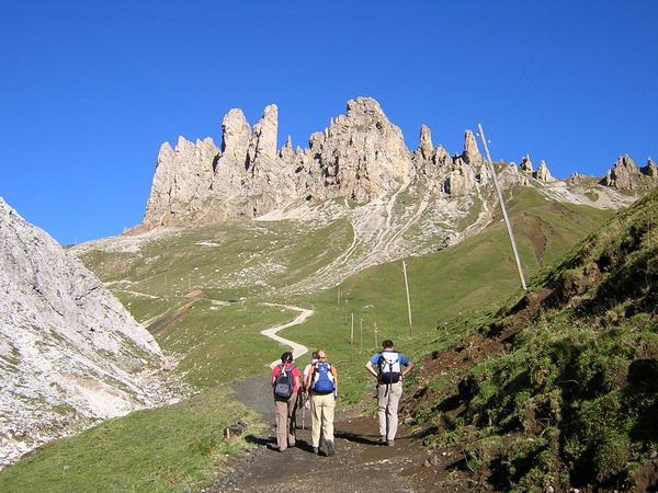 Италия. Активный отдых летом в Доломитовых Альпах