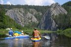 Пещеры и горы Урала
