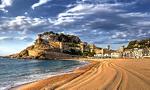 Испания побережья Коста Брава и Коста Дорада