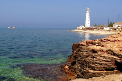 30 мая — 5 июня 2020 Западное побережье Крыма: мыс Тарханкут