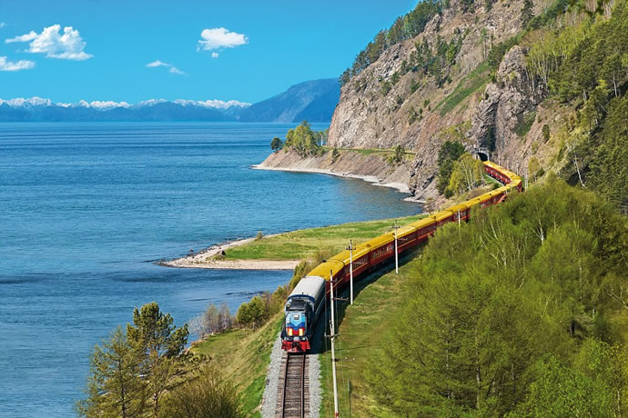 Trans Siberian Trip