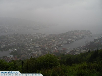 Norway Bergen view
