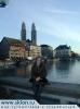 Юля в Цюрихе