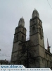 Grossmunster Kirche-симво..