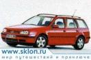 Германия Opel Astra Carav..
