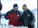 лыжники из Москвы: Максим..