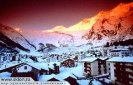 SW_Saas Fee sunrise