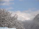снег в Val Gardena