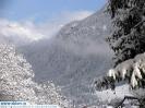 снег в Alta Badia