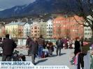 Австрия, Инсбрук: блошины..