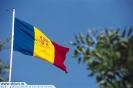 3-х цветный флаг андорры
