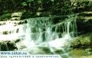 Адыгея. Водопад