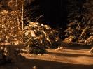 Рускеала в декабре