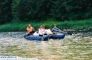 Туристы на водном маршрут..